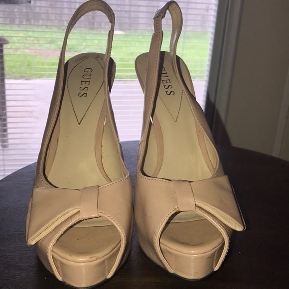 Guess Shoes - Guess sling back sandals